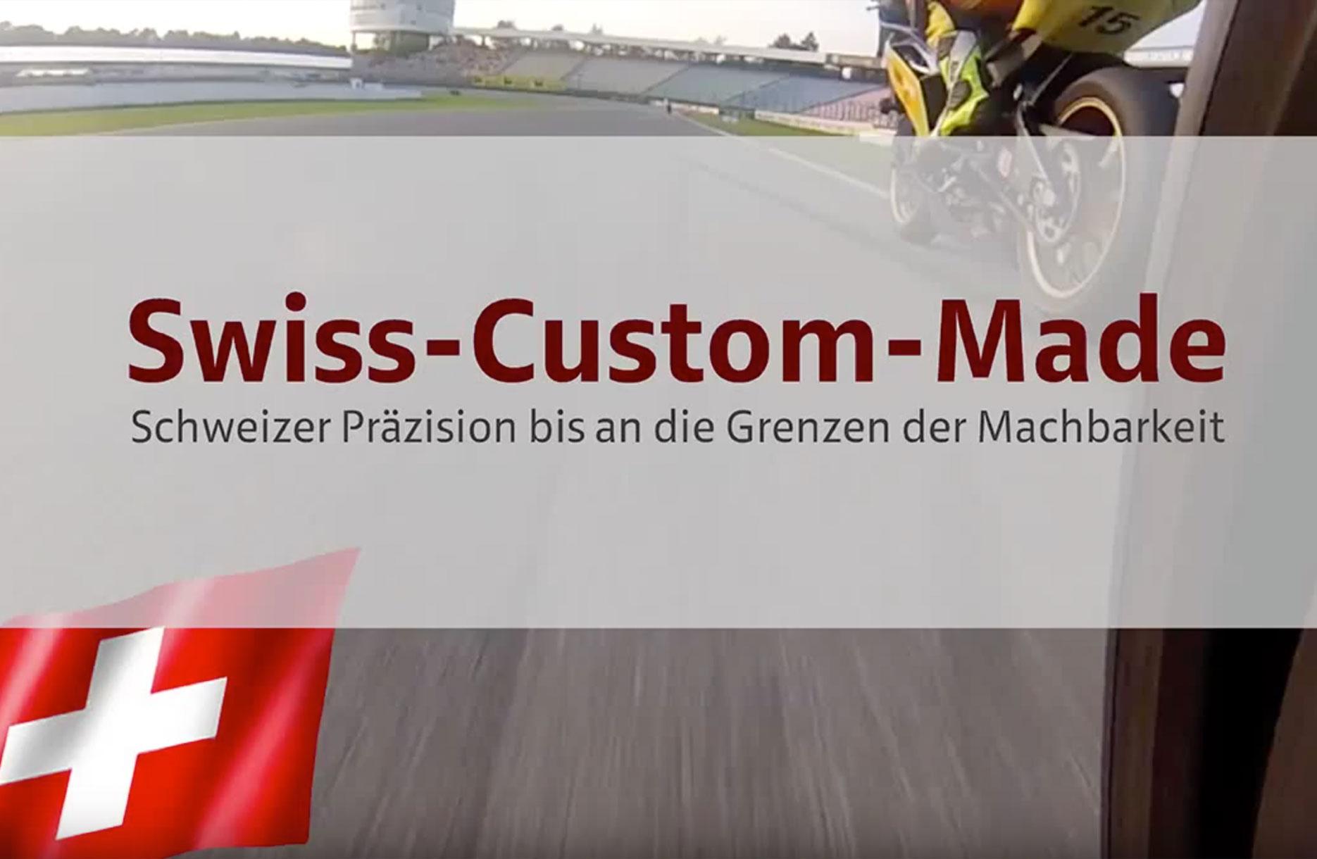 Intro mit Superbikes auf dem Hockenheimring